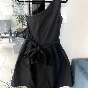 Cue One Shoulder Dress - Size 8